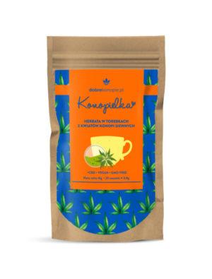 Herbatka eskpresowa Konopielka
