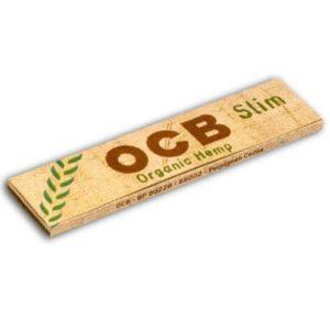Bibułki OCB Organic Hemp Slim