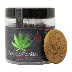 Ciastka Cannabis Cookies Chocolate