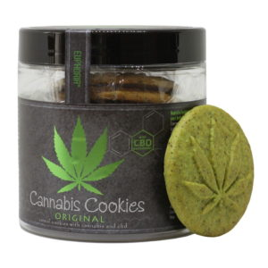 Ciastka Cannabis Cookies Original