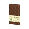 Mary&Juana Czekolada gorzka z ziarnem konopi 80g
