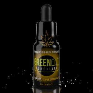 Green Out Super Lemon Haze