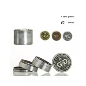 Grinder metalowy 4-częściowy 50mm