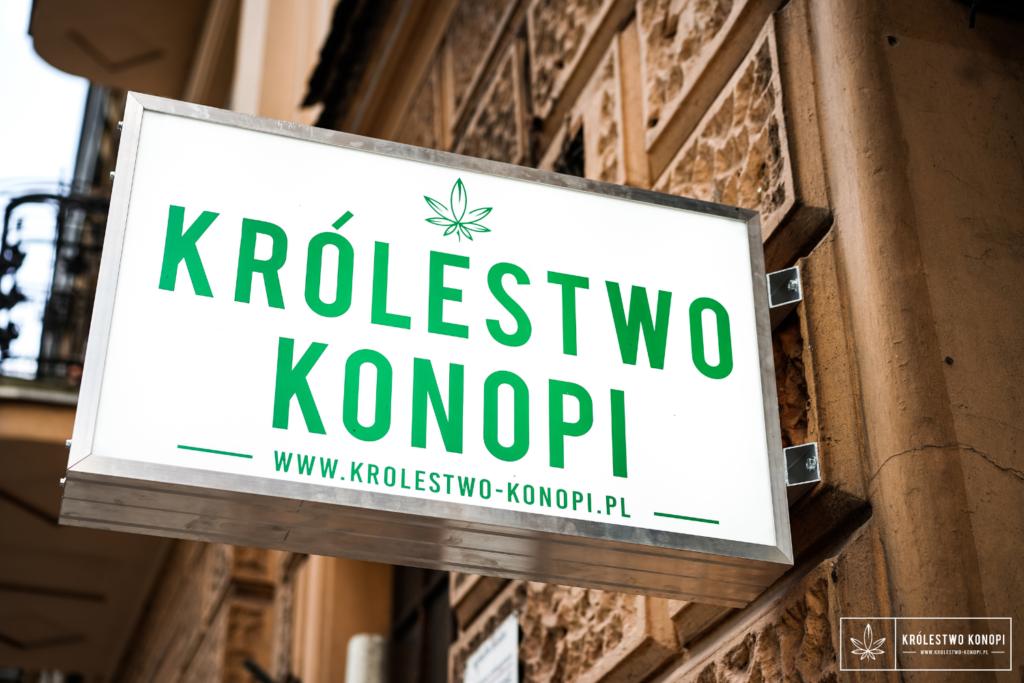 Królestwo Konopi Kraków